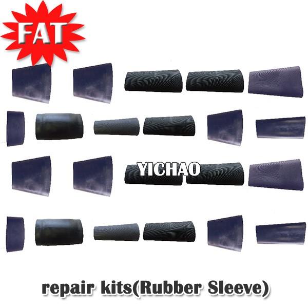 Air suspension repair kits rubber sleeve for mercedes