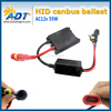 Non-polarity 35W Premium Fast Start Quick Bright Digital AC Slim Ballast Block ignition For Xenon HID Lamps