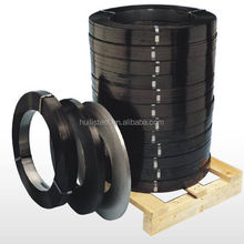 "china manufactures Export UAE Blue Steel Strapping , Steel packing strip 1/2"",3/4"",5/8"""