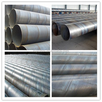 china top ten selling products black steel pipe / ssaw pipe / schedule 40 steel pipe