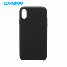 Oem wholesale mobile accessories phone case silicone case phone cover for iphone X