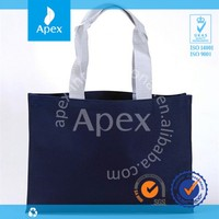 New fashion promotion handle foldable shopping bag