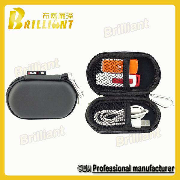 custom handy carry hard cover EVA display battery tool case