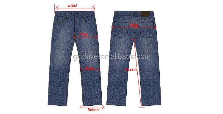 New Fashion Jeans Latest Design Ladies Jeans Wholesale