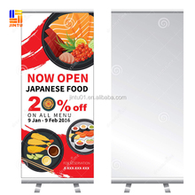 Merchandise direct from china cheap wholesale pvc vinyl roll up banner for sale