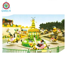JMQ-G202B Beautiful Bees musical outdoor electrical playground equipment amusement park amusement machine equipment games