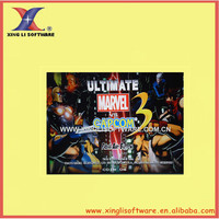 Ultimate Marvel VS. Capcom 3 (Type: PS3) / Arcade Game / Fighting Game
