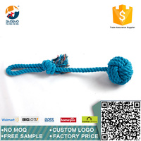Dog toy squeakers wholesale molar teeth rope training equipment
