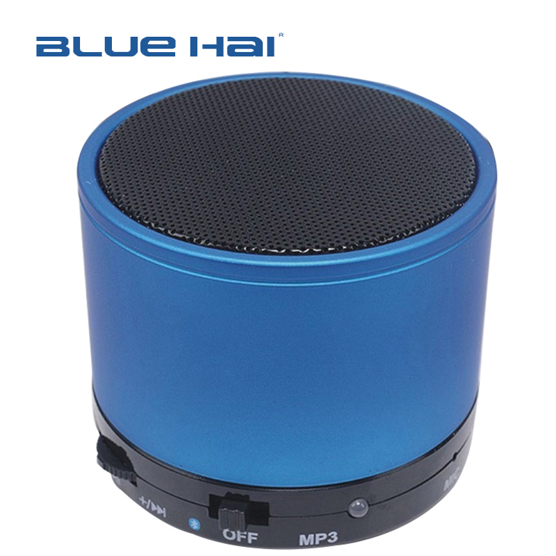 Cheap Portable Mini Wireless Stereo Bluetooth Speaker For Mobile Phone/Computer/MP3/MP4