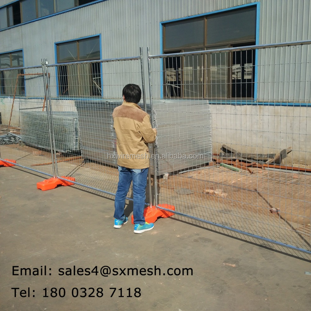 A new type of australia temporary fence / outdoor fence temporary fence /