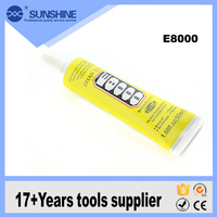 Cheap Adhesive Sealant E8000 multipurpose adhesive Glue for LCD