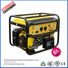 Chinese manufacturing 7kw Home use gasoline generator SH7500GL