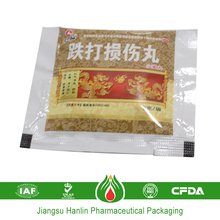 Composited pet film for hot laminate soft plastic packaging