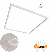 new led frame panel light 60x60cm 40W 48W led linear panel light 100lm/<strong>W</strong>