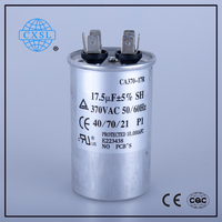 AC Runing Epoxy Motor Start Capacitor