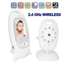 Factory price 2.0 inch 2.4G wireless video baby monitor