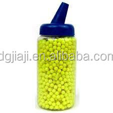 6.0mm, airsoft BBs,airsoft BB ball, plastic BB cheap made in china