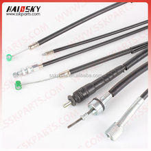 HAISSKY HAIOSKY motorcycle parts spare CG125 motorcycle brake cables series with high quality