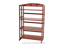 Antique bamboo all hand-made microwave oven shelf,storage rack ,home furniture