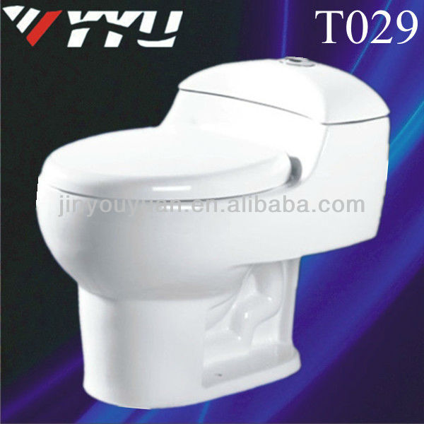 Chaozhou ceramic dual flush wc toilet T029