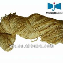 resemble natural raffia grass