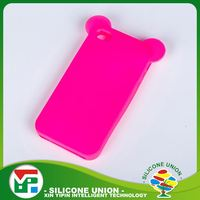 Most popular silicone mobile phone case