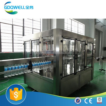 BGY Automatic mineral water filling machine price