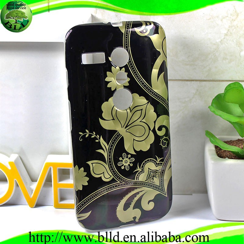 Electrodeposit Hot Sales Glossy IMD Soft Tpu covers wholesale