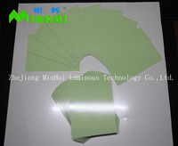 Photoluminescent board/Luminous sheet/luminous board