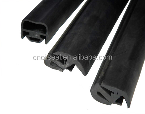 Waterproof boat window rubber seal with EPDM or NBR