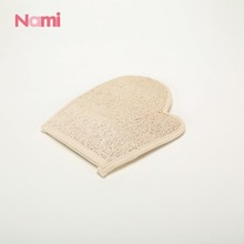Daily Necessity Customized Professional Hemp Bath Glove Or Shower Puff