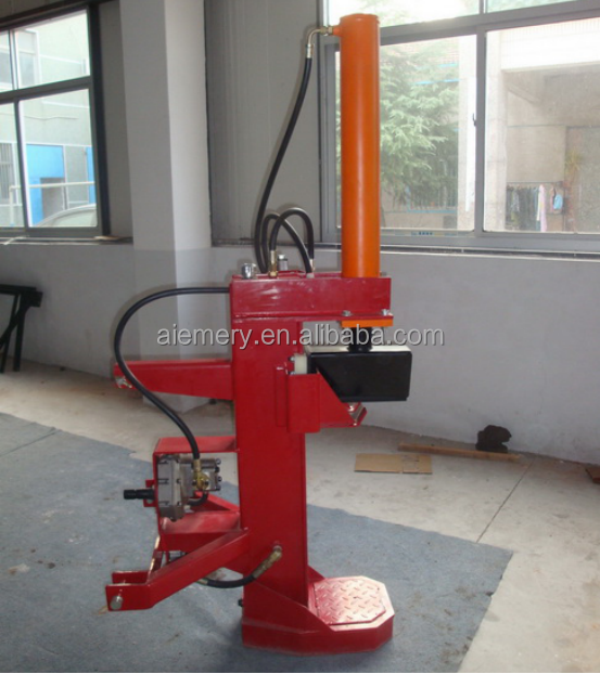 high quality cheap price LS/LSP screw log splitter for sale