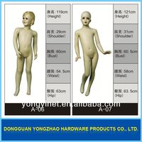 2013 Dongguan Doll sized mannequin
