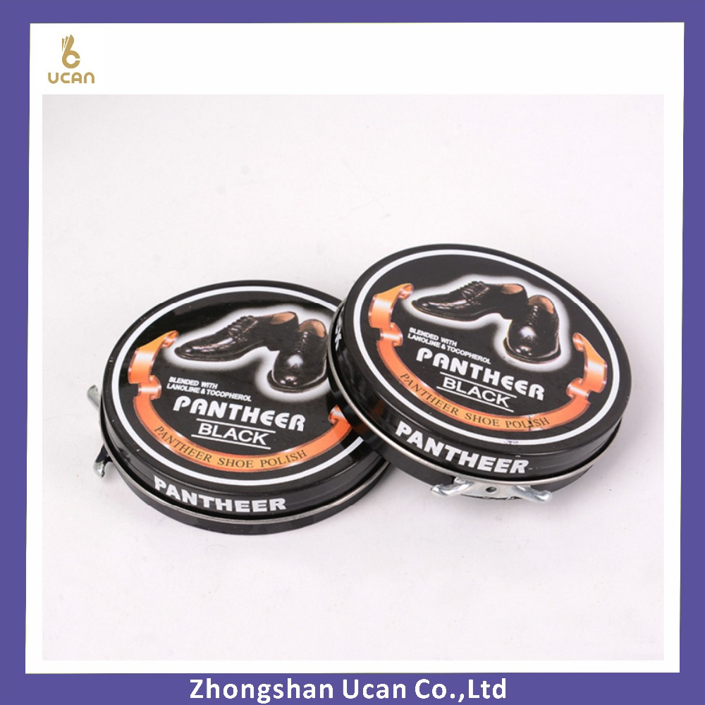 High Quality shoe polish tin box