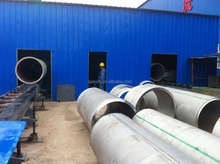 Skid-mounted On Site Pipe Fabrication Production Line