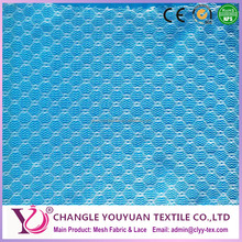china fabric market wholesale lace square dot lace for garment