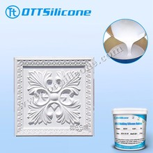 RTV-2 condensation molding silicone for bronze casting in Guangzhou