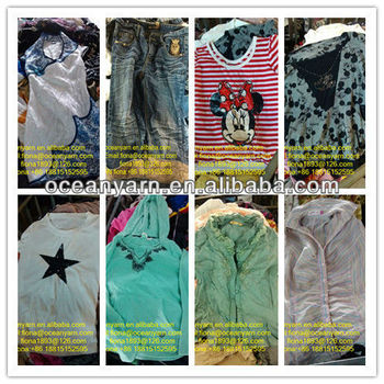 bulk wholesale kids clothing in bangkok used clothes in bulk