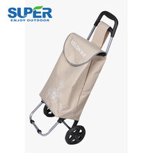 Foldable shopping trolley/foldable boot trolley cart