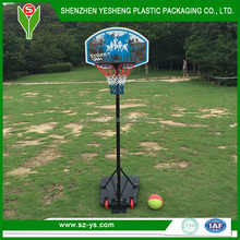 portable basketball hoop and basketball stand