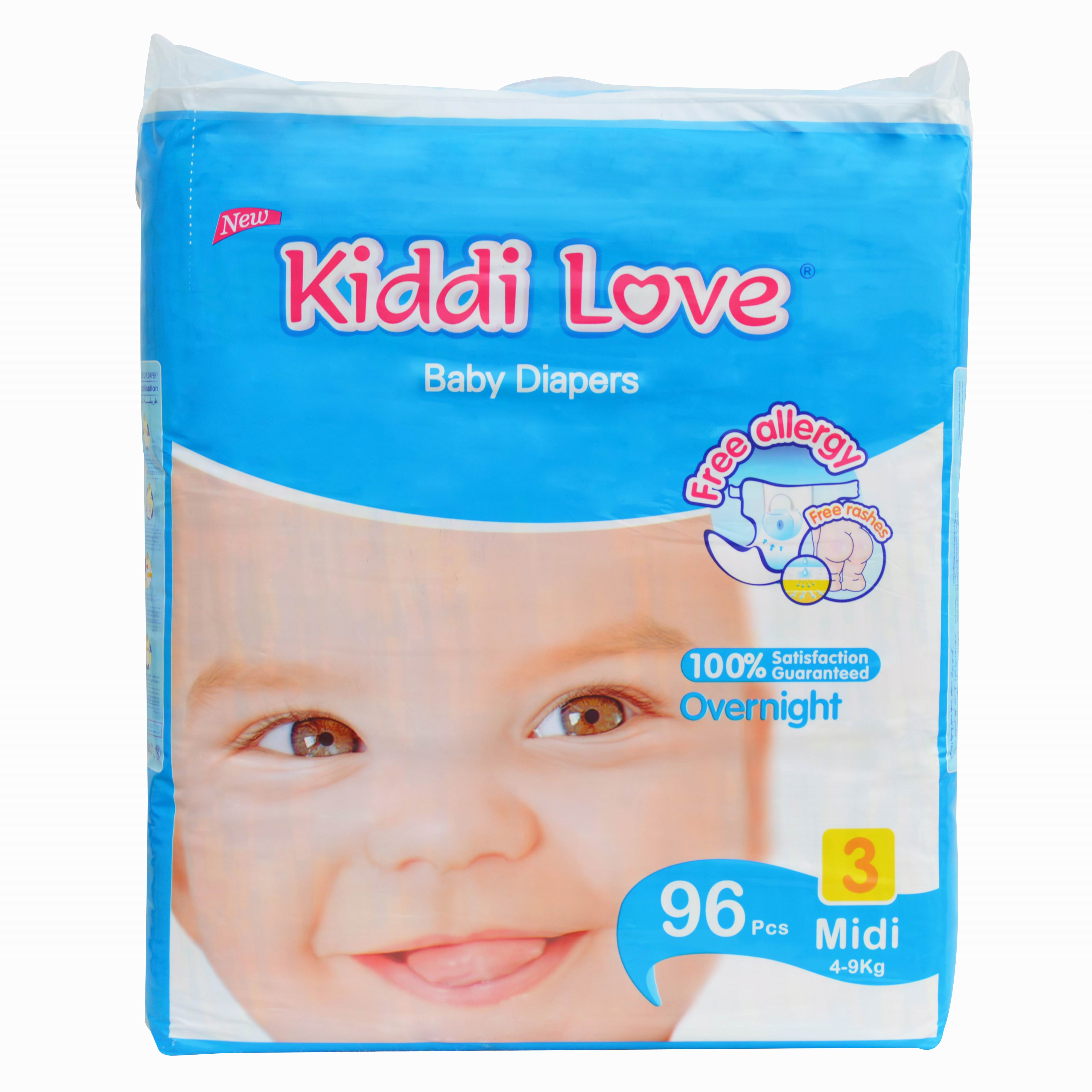 Disposable Sleepy Super Soft Baby Diaper Cloth Diaper Factory