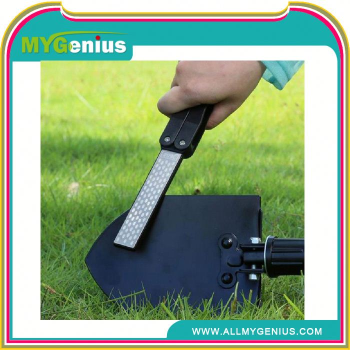 gardening knife sharpener ,ML0038, multi-task sharpener