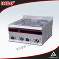 Restaurant 4 Plate Electric Cooker For Sale(INEO are professional on commercial kitchen project)