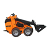 new high configuration stand on skid steer mini loader like dingo for sale