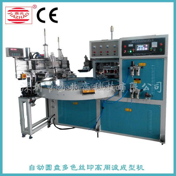 high quality new style slipper sport shoes upper welding machine with CE