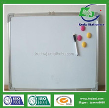 Mini whiteboard small magnetic whiteboard A4 Size