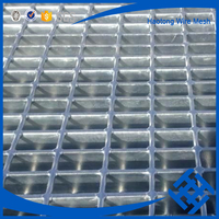 High quality galvanized webforge steel grating
