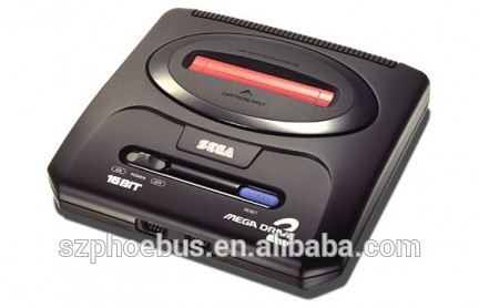 Refurbished Original 16 bit Sega TV Games Console