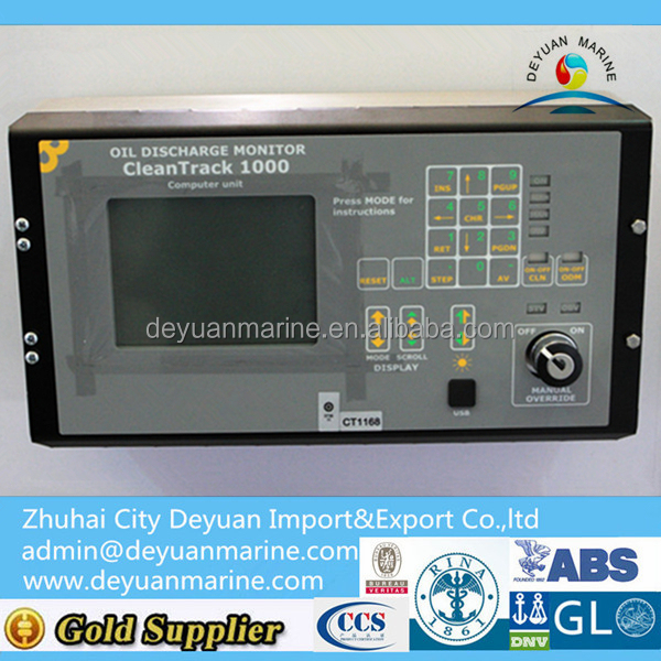 Marine Oil Discharge Monitoring Equipment & Control System (ODME)