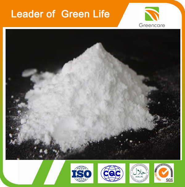Greencare-high quality swimming pool chlorine stabilizer cyanuric acid powder and granular